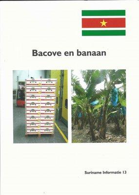 Bacove en banaan - Jan Veltkamp - 9789081946728