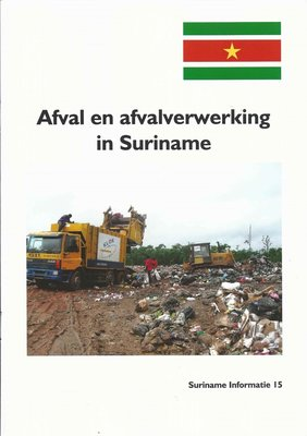 Afval en afvalverwerking in Suriname - Jan Veltkamp - 9789081946742