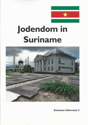 Jodendom In Suriname - Jan Veltkamp - 9789081675529
