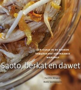 Saoto, berkat en dawet - Lisa Djasmadi & Hariëtte Mingoen & Matte Soemopawiro - 9789460224065