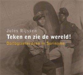 Teken en zie de wereld - Jules Rijssen - 9789460221729