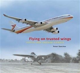 Flying on trusted wings - Peter Sanches - 9789460222054