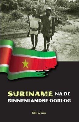 Suriname na de binnenlandse oorlog (1986-1992) - Ellen de Vries - 9789068324990