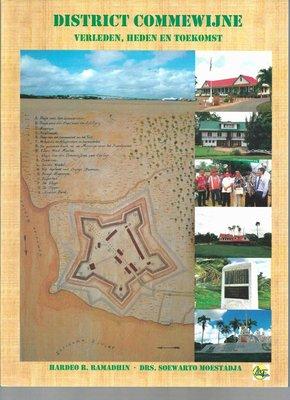 District Commewijne - Hardeo Ramadhin & Soewarto Moestadja - 978999140146