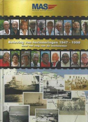 Beleving van herinneringen 1947 – 1998 - 9789991472980