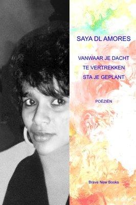 Vanwaar je dacht te vertrekken sta je geplant - Saya D.L. Amores - 9789402136081
