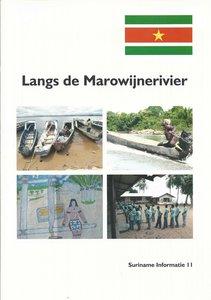 Langs de Marowijnerivier - Frans C. Bubberman - 9789081946704